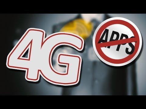 ETRE EN 4G PARTOUT | FORCER LA CONNEXION AU RÉSEAU 4G - ANDROID