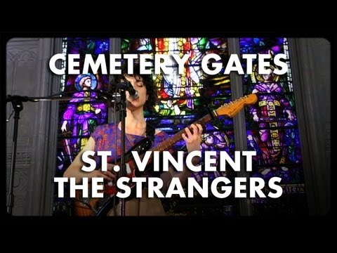 St. Vincent - The Strangers - Cemetery Gates