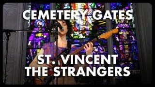 Watch St Vincent The Strangers video