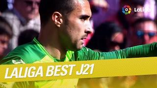 LaLiga Best J21