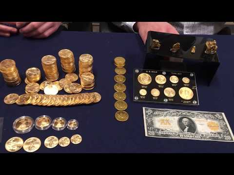 Gold Bullion Coins  Buying and Selling EPISODE 5