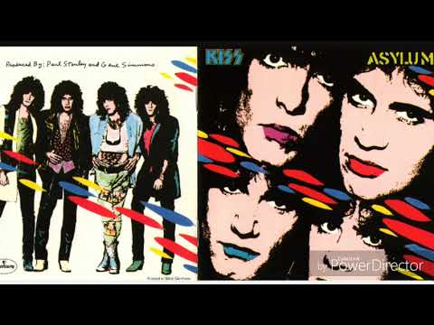 KISS: HOW THEY RECORDED ANIMALIZE ,ASYLUM ,CRAZY NIGHTS AND SMASHES ,THRASHES AND HITS.