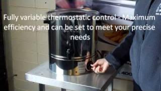 Burco C20STHF 20 Litre Electric Boiler