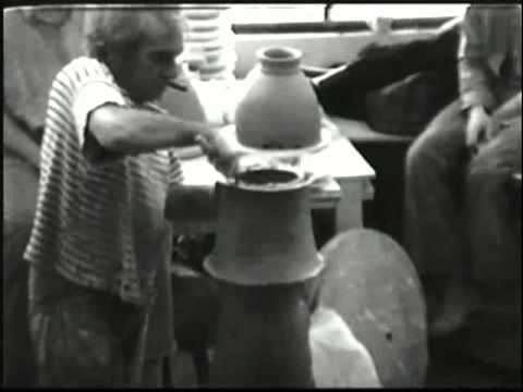 Part 9 of 9 - Peter Voulkos Demo 1974 Kansas City Art Inst