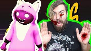 youtuber kavgaları gang beasts komik dvş oyunu