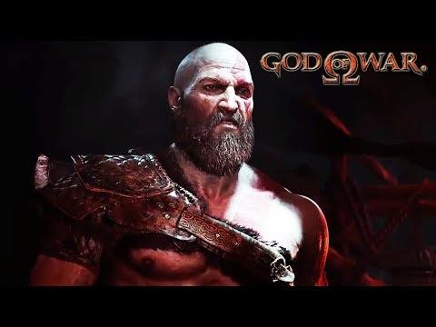 God of War 4 'Kratos Meets Creator' Gameplay Trailer (2018) HD