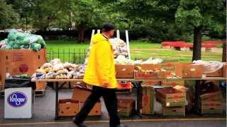 Providing fresh produce to the hungry - Matt Habash, Mid Ohio Food Bank