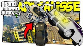 L'APOCALISSE DELLE AUTO (GTA 5 Mod ITA Carmageddon Funny Moments)