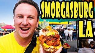 Smorgasburg LA: The Best Food Market in Los Angeles