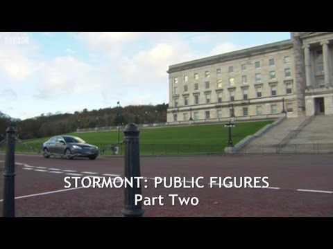BBC Spotlight: Stormont - Public Figures (Part 2)