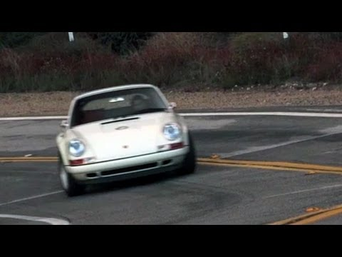 The Porsche 911 Customized by Singer  - /CHRIS HARRIS ON CARS
