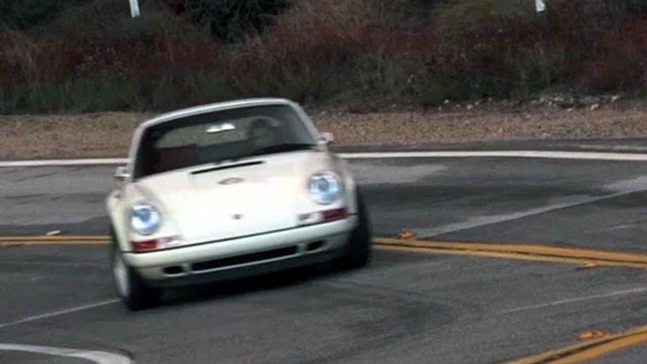 The Porsche 911 Customized by Singer - /CHRIS HARRIS ON CARS - YouTube