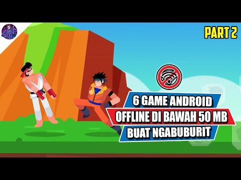 6 Game Android Offline Terbaik Di Bawah 50 MB Buat Ngabuburit Part 2