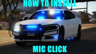 How To Install Mic Clicks To Teamspeak (Spooky)
