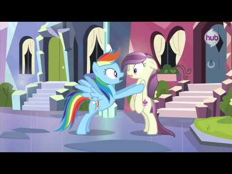 """My Little Pony Friendship is Magic"" season 3 premiere clip"