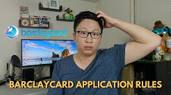 Rules to Know for Barclaycard Applications (Uber, JetBlue, Arrival+)