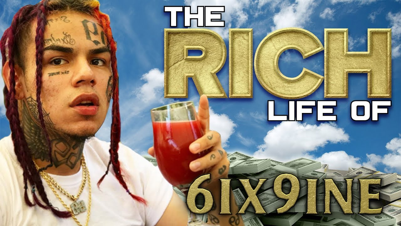 Tekashi 6ix9ine | The Rich Life | FORBES 2018 Net Worth ( Chains, Cars,  Grillz & More )