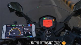 World's First Advanced GPS SpeedoMeter For All Bikes And Cars | KTM Modification | Fuel Abc screenshot 4