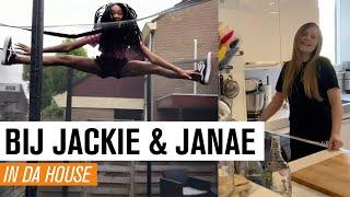 #20 IN DA HOUSE BIJ JACKIE & JANAE 🏠  | JUNIOR SONGFESTIVAL 2020 🇳🇱