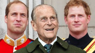 Prince William and Prince Harry Share Touching Tributes to Grandfather Prince Philip