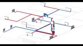 Проект коттеджа с нуля. Часть 36. Система отопления. Создание трубопроводной системы(, 2017-03-11T14:30:09.000Z)