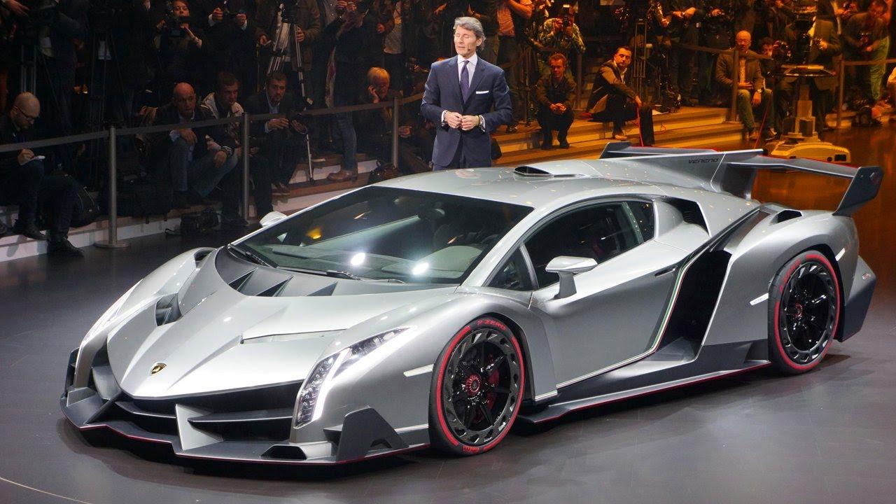 Lamborghini Veneno Uber