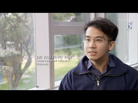 Tackling Diabetes in Singapore with GlycoLeap - Talking Point Mediacorp  Channel 5