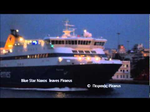 Βlue Star Naxos 8/1/2012
