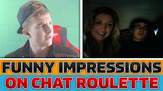 AMERICANS GET ROWDY ON CHAT ROULETTE