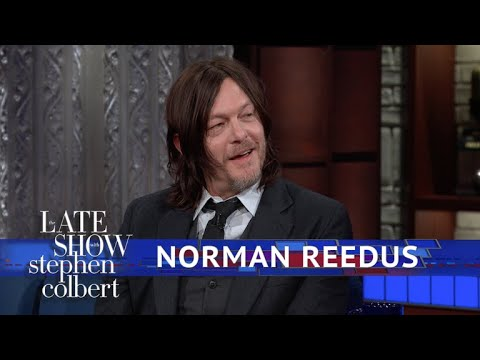 Norman Reedus' New Restaurant Serves Drunk Food
