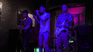 Electric Symmetry performing at The Art Factory 9-3-15