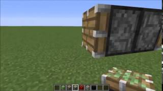 How you build a moving car in  minecraft?