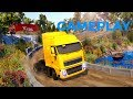 Truck Driver Rally Drift - Android Gameplay