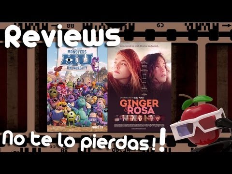 Review : Monsters University | Ginger y Rosa Videos De Viajes