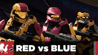 Season 14, Episode 6 - Orange Is the New Red   Red vs. Blue