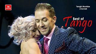 """La Milonga De Buenos Aires"". Eleonora Kalganova and Michael Nadtochi with ""Solo Tango Orquesta""."