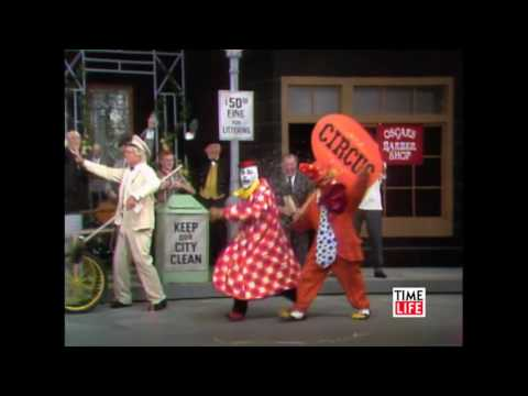 Time Life Presents The Red Skelton Hour in Color!