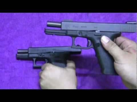 The Side Arms: Glock 17 Gen 4 Review in Thai