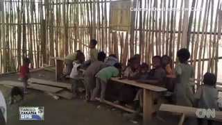 Ethiopia has one of the highest illiteracy rates in the world