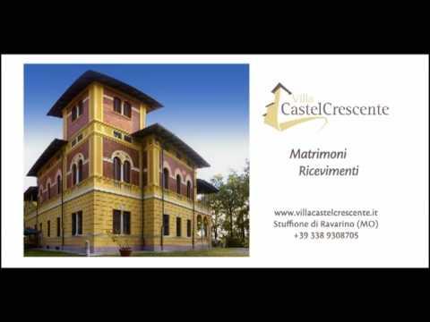 Villa CastelCrescente a Ravarino (MO)