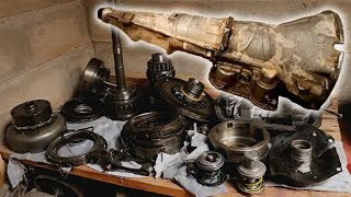 46re Transmission Rebuild | The Disassembly | Part 1