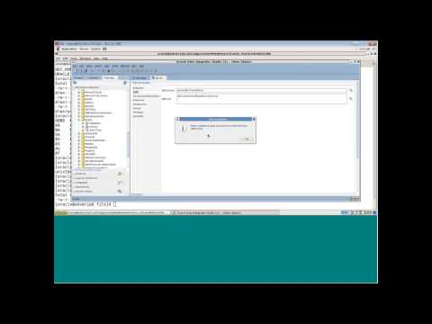 Oracle Data Integrator 12c - Creating a Project and Mapping: Flat File to a Table (Recorded Webcast)