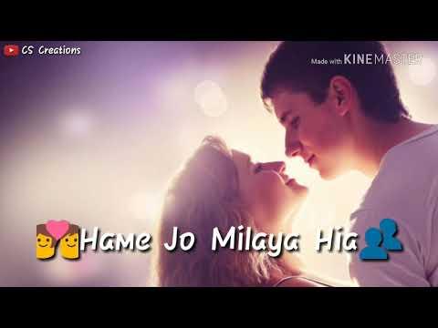khuda-ki-inayat-hai-hame-jo-mila-hai-whatsapp-status-by-cs-creations