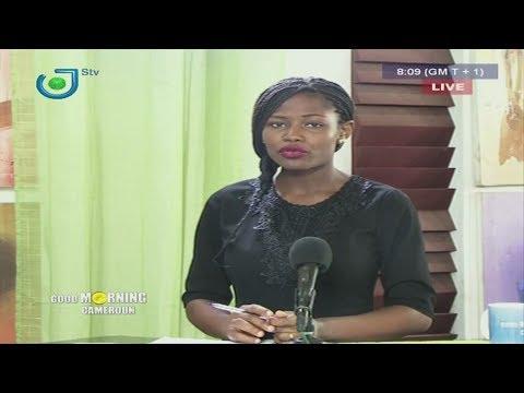 GOOD MORNING CAMEROON - (NEWS FLASH) - Tuesday 16th May 2017 - Inès CHOUTMOUN PANGANG
