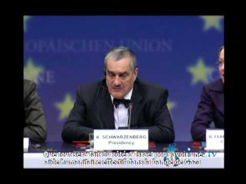 """""""Tizpi Linvni en conférence de presse à Bruxelles et la population clame sa colère"""""""