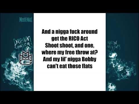 Meek MIll - Ooh Kill 'em (Lyrics) (Response to Kendrick Lamar's 'Control')