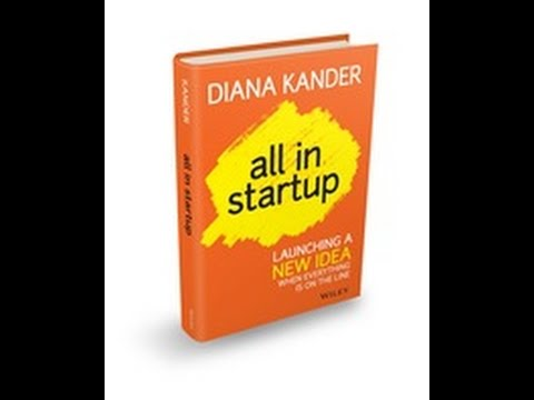 Kauffman FastTrac Entrepreneurial Author Series - Diana Kander - October 15, 2014