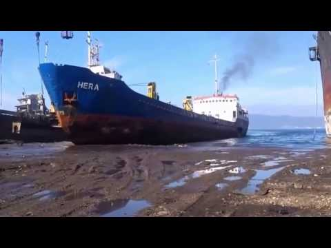 tai nạn tàu biển nguy hiểm nhất thế giới