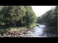 Oswegatchie River at Wanakena, New York -- Aug. 28, 2010