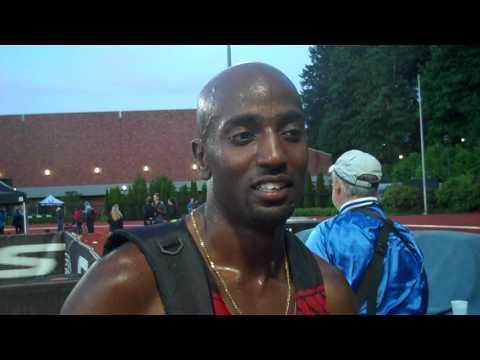Kirubel Erassa Gets First Big Win as Part of Atlanta Track Club and Talks Lebron James